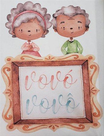 Vovó e Vovô sem Mascara 1