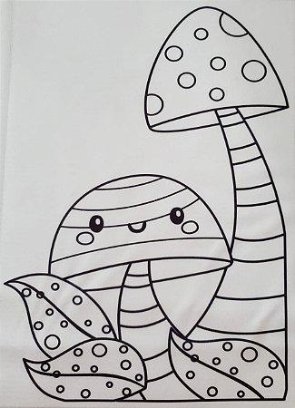 Alice para colorir 10