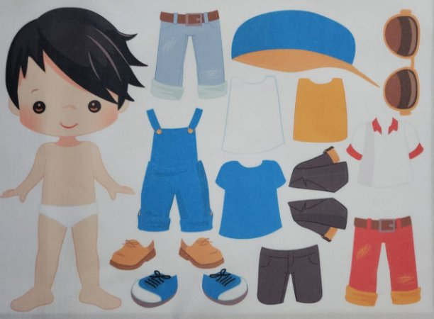 Menino de vestir cute 8
