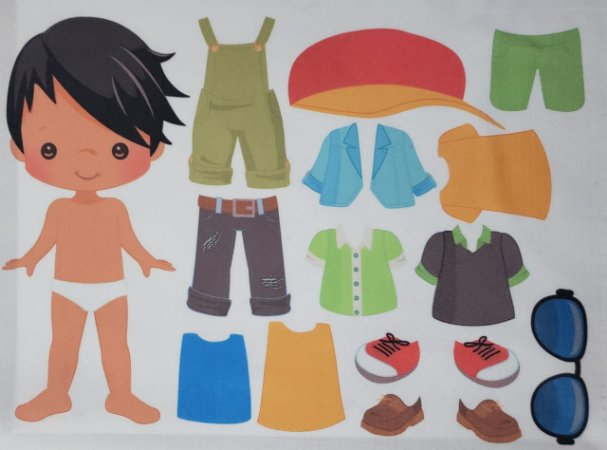 Menino de vestir cute 11