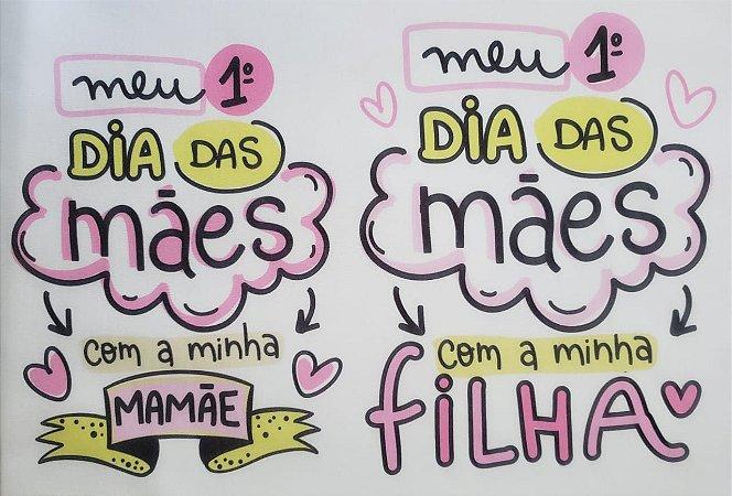 Para Body- Meu 1º dia das Mães tal Mãe, tal filha