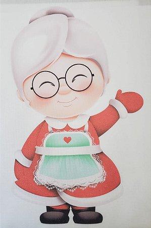 Naninha Mamãe Noel 1 - 28cm