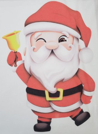 Naninha Papai Noel 3 - 28cm