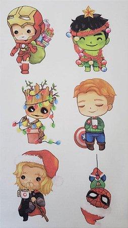 Natal heróis