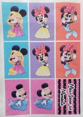 Jogo da memória Minnie 3