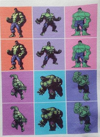 Jogo da memória Hulk