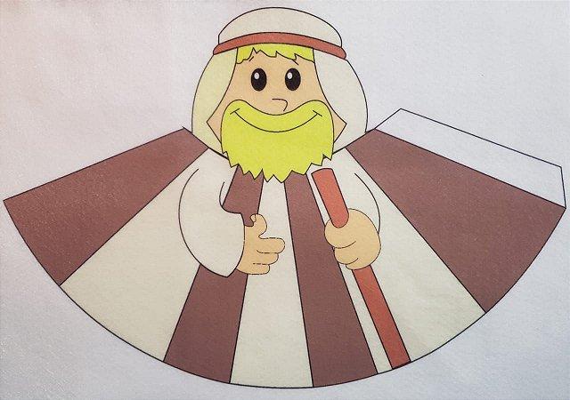 Cone José 1- presépio natal