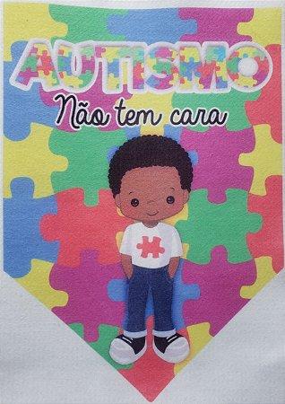 Flamula o Autismo não tem cara menino 1