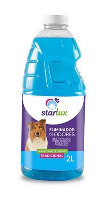 Eliminador de Odores Tradicional 2L Starlux Pet