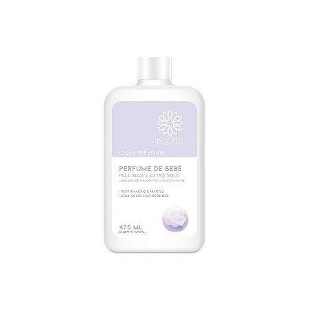 Loção Hidratante Perfume De Bebê Para Pele Seca 475 ML -  Isacare