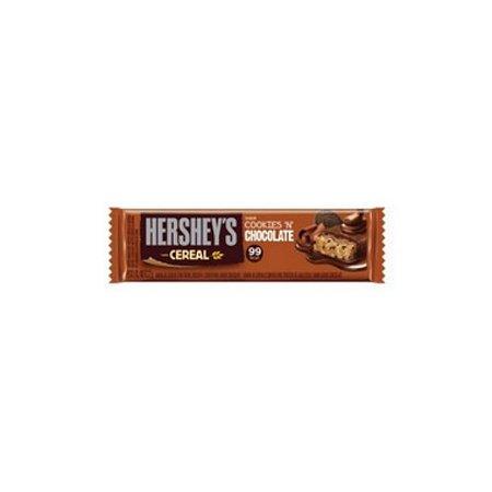 Barra Cereal Hersheys Chocolate 24 Unidades 22G