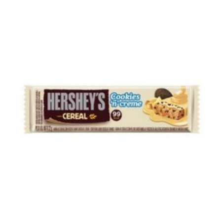 Barra Cereal Hersheys Cookies Creme 24 Unidades 22G