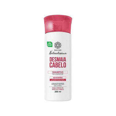 Isacare Shampoo 200ML Desmaia Cabelo 1 Unidade