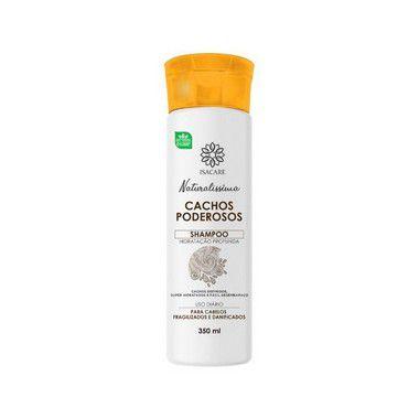 Isacare Shampoo 350ML Cachos Poderosos 1 Unidade
