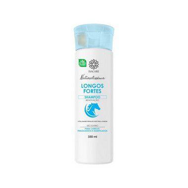 Isacare Shampoo 350ML Longos e Fortes 1 Unidade