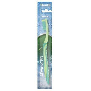 Escova Dentil Advanced Macia 12 Unidades