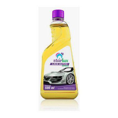 Starlux Auto Shampoo Lava Auto 500ML Com 6 Unidades