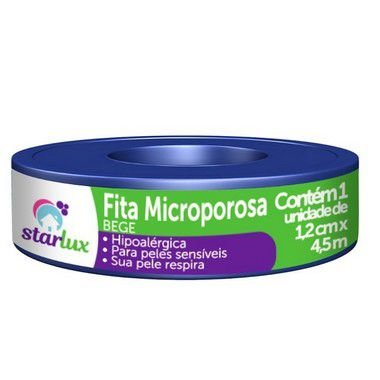 Starlux Microporosa Bege 1,2CMX4,5MT Com 12 Unidades