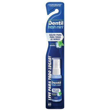 Spray Aromatizante Dentil Fresh Mint 20ML Com 12 Unidades