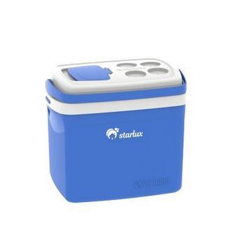 Caixa Térmica Tropical 32L Azul 1 Unidade Starlux