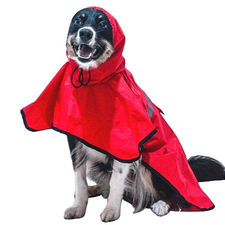 Capa de Chuva para Cachorros