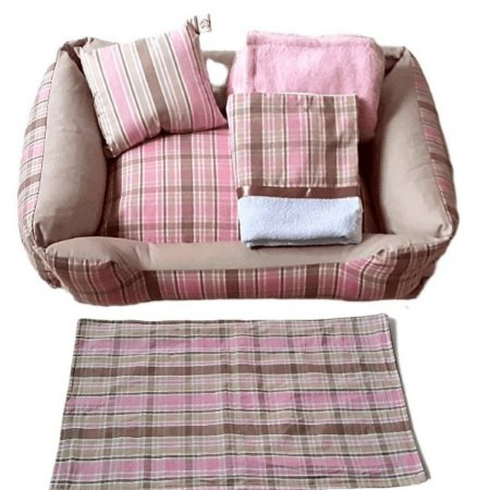 Enxoval para Cachorro Outback Pink