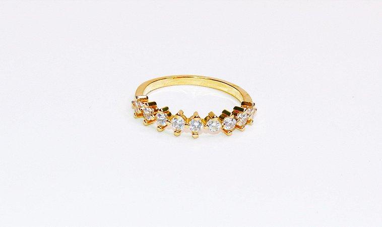 Anel Brilhante - Gold