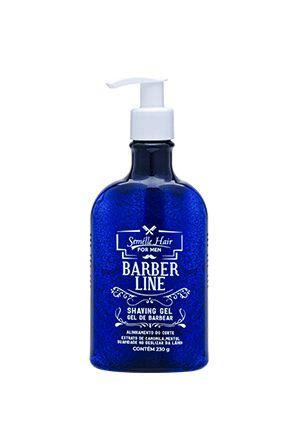 Shaving gel para barbear 230g