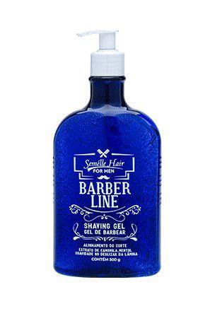 Shaving Gel para Barbear 500ml