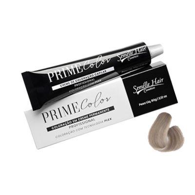 Prime Color 12.11 Louro Ultra Claro Cinza Intenso - Coloração Profissional 60g