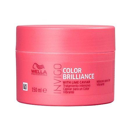 Wella Invigo Color Brilliance Máscara 150g