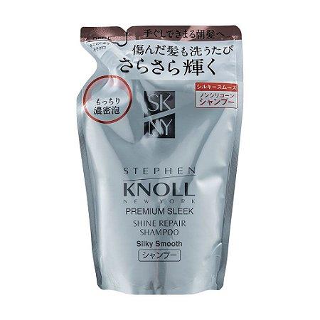 Stephen Knoll Shine Repair Silk Smooth Refil 400ml