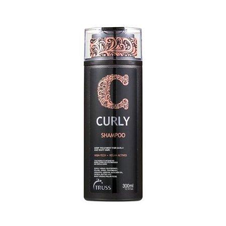 Truss Curly Shampoo 300ml