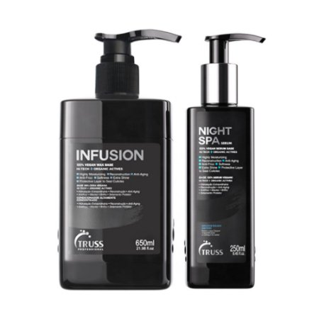 Truss Infusion Cera 650ml + Night Spa 250ml