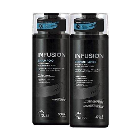 Truss Infusion Shampoo 300ml + Condicionador 300ml