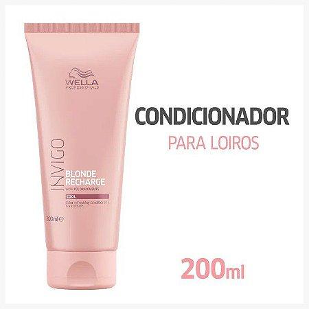 Wella Condicionador Invigo Blonde 200ml