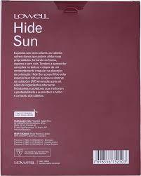 Lowell Hide Sun Kit