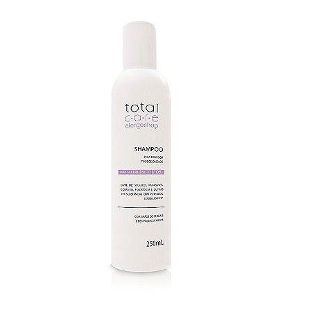 Shampoo Total Care Hipoalergênico 250ml - Alergoshop
