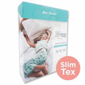 Capa para Travesseiro Slim Tex Anti Ácaros Bebê 30 x 40 - Alergoshop