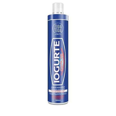 Shampoo Hidratante Iogurte Natural 500ml - Toda Toda