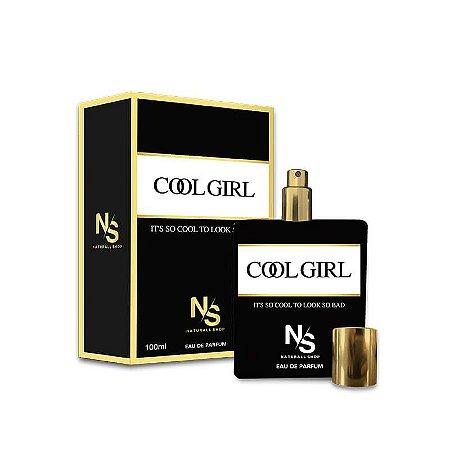 Perfume Cool Girl Feminino EAU de Parfum 100mL NS Naturall Shop