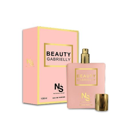 Perfume Beauty Gabrielly Feminino EAU de Parfum 100mL NS Naturall Shop