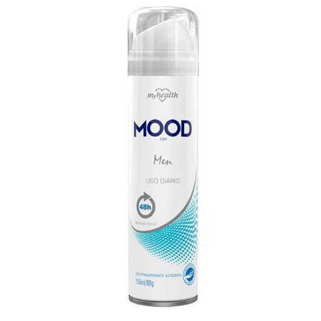 Antitranspirante Mood Men Spray 150ml - My Health