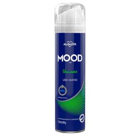 Antitranspirante Mood Unissex Spray 150ml - My Health