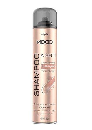 Dry Shampoo A Seco Mood 200ml - My Health