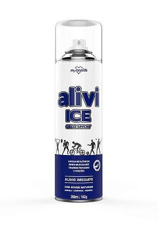 Gelo Spray Alivi Ice 280ml - My Health