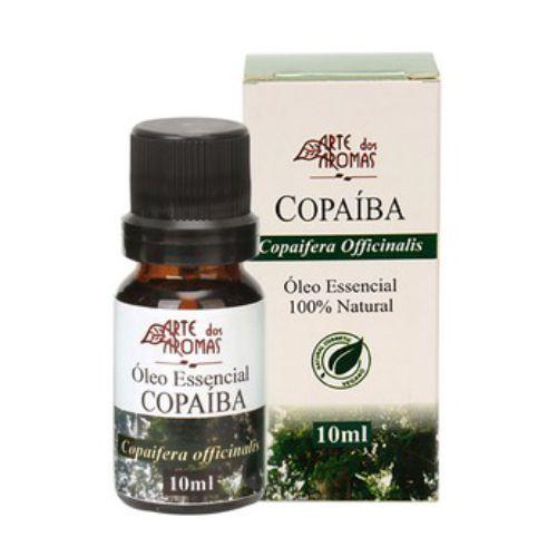 Óleo Essencial Copaíba 10ml Arte dos Aromas