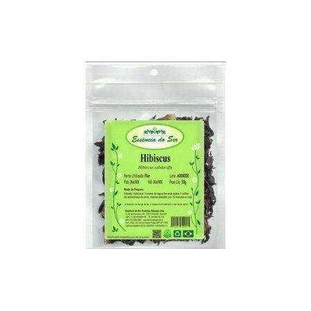 Chá Hibiscus 30g - Essencia do Ser