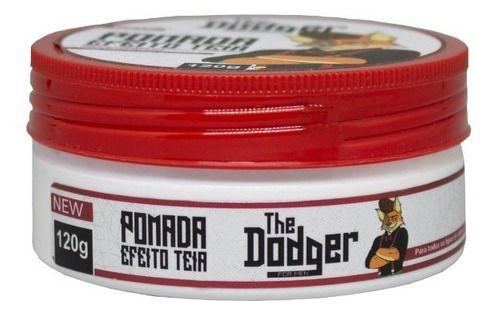 Pomada Modeladora Efeito Teia For Men 120g The Dodger