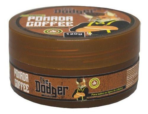 Pomada Modeladora Coffee For Men 120g The Dodger